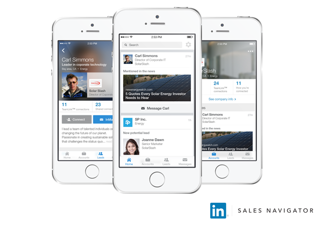 Top 10 Reasons To Buy LinkedIn Sales Navigator – Law Firm Client Finder
